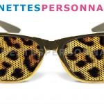 lunette-publicitaire-Leopard-Classic-Gold