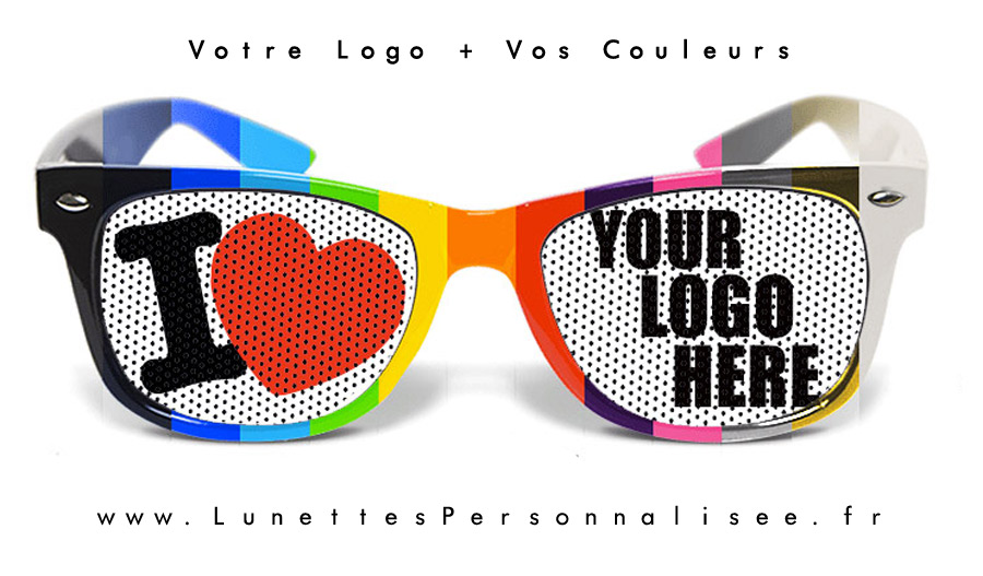 lunettes personnalisees